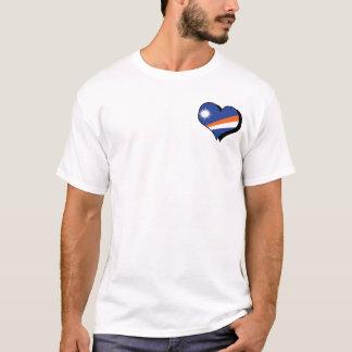 I Liebe der Marshall- IslandsT - Shirt