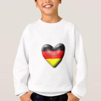 I Liebe Deutschland Sweatshirt