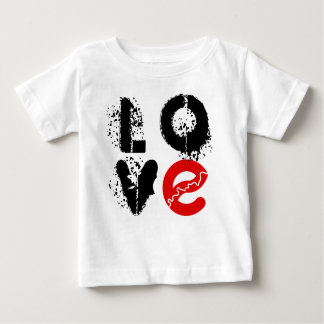 I Liebe-Edmonton-Baby-T-Shirt Baby T-shirt