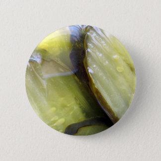 I Liebe-Essiggurken Runder Button 5,1 Cm
