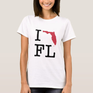 I Liebe Florida T-Shirt