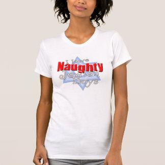I Liebe-freches jüdisches Jungen-Shirt T-Shirt