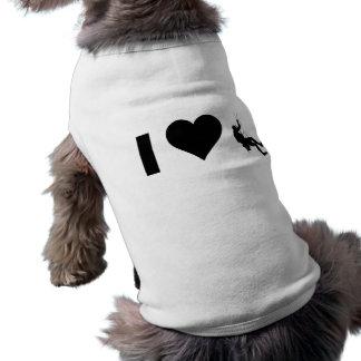 I Liebe-Gebirgsklettern T-Shirt