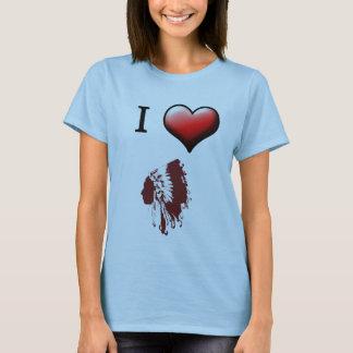 I Liebe-gebürtige Amerikaner T-Shirt