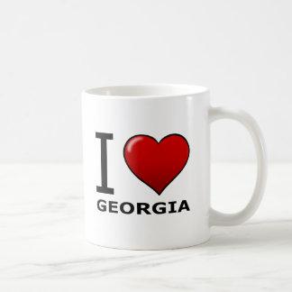 I LIEBE GEORGIA TASSE