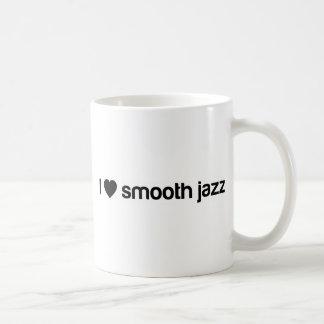I Liebe-glatter Jazz Tasse