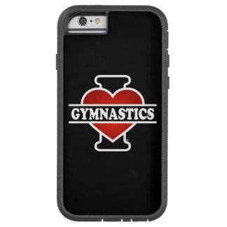 I Liebe-Gymnastik Tough Xtreme iPhone 6 Hülle