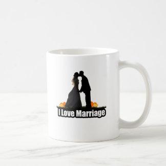 I Liebe-Heirat-Kuss die Braut Tasse