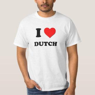 I Liebe-Holländer T-Shirt