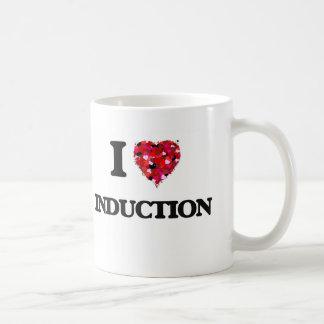I Liebe-Induktion Tasse
