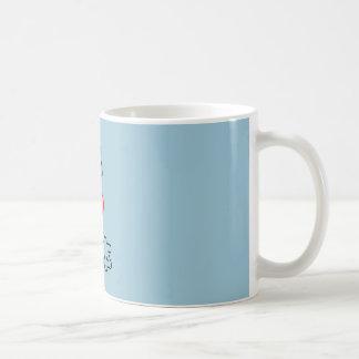 I Liebe Japan (Kanji) Kaffeetasse