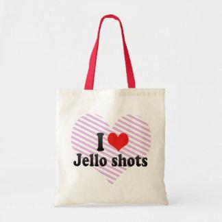 I Liebe Jello Schüsse Einkaufstasche
