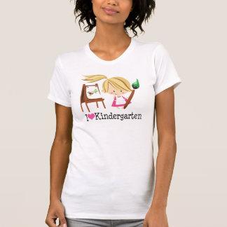 I Liebe-Kindergarten-Geschenk T-Shirt