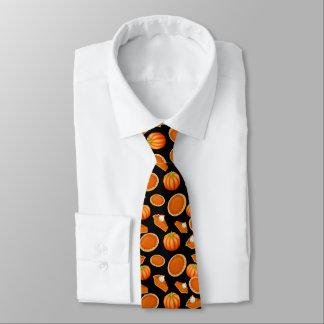 I Liebe-Kürbis-Torten-Krawatte Personalisierte Krawatte