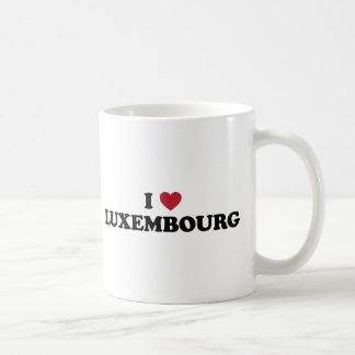I Liebe Luxemburg Tasse
