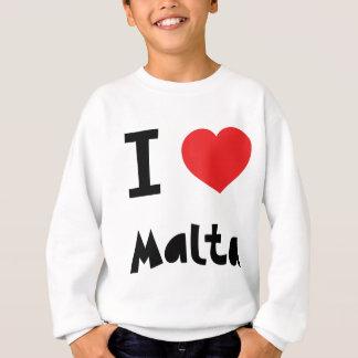 I Liebe Malta Sweatshirt