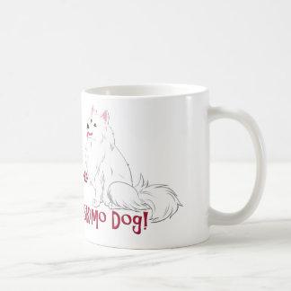 I Liebe mein amerikanischer Eskimohund! Tasse