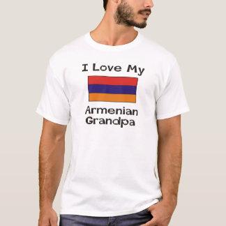 I Liebe mein armenischer Großvater T-Shirt