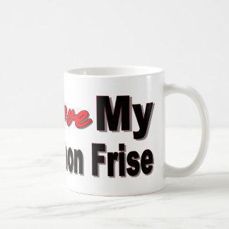 I Liebe mein Bichon Frise Tasse