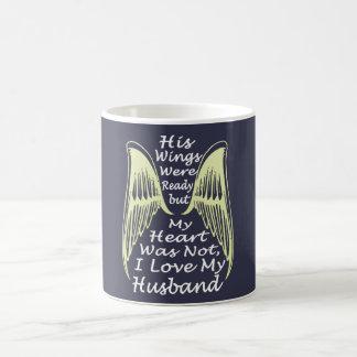 I Liebe mein Ehemann Tasse