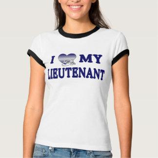 I Liebe mein Leutnant T-Shirt