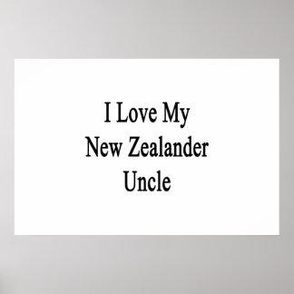 I Liebe mein neuseeländischer Onkel Poster
