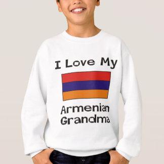 I Liebe meine armenische Großmutter Sweatshirt