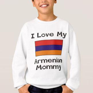 I Liebe meine armenische Mama Sweatshirt