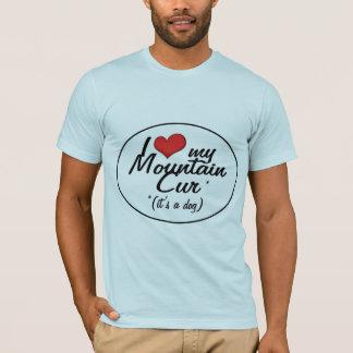 I Liebe meine Gebirgskanaille (es ist- ein Hund) T-Shirt