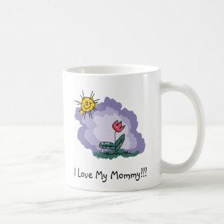 I Liebe meine Mama! Kaffeetasse