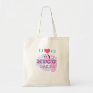 I Liebe meine NICU Baby-Budget-Tasche Tragetasche