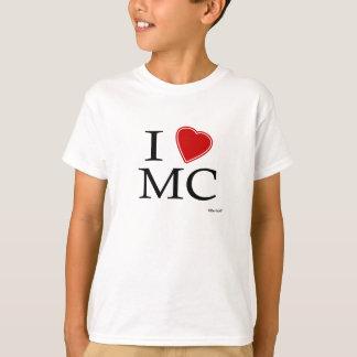 I Liebe Mexiko City T-Shirt