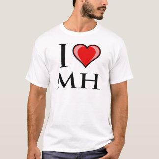 I Liebe MH - Marshall Islands T-Shirt