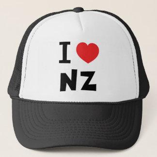 I Liebe Neuseeland Truckerkappe