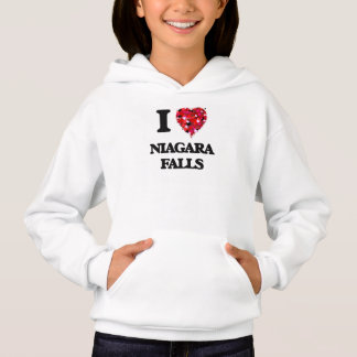 I Liebe Niagara Falls Hoodie