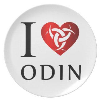 I Liebe Odin Teller