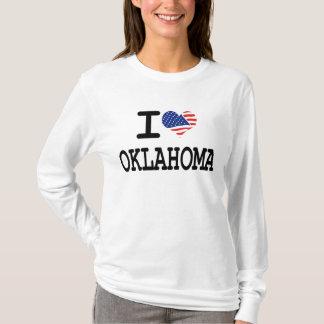 I Liebe Oklahoma T-Shirt