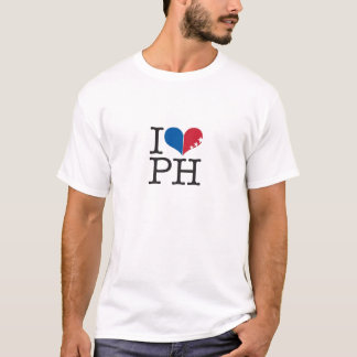 I Liebe pH T-Shirt