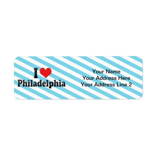 I Liebe Philadelphia