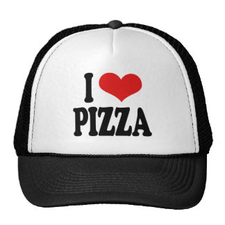 I Liebe-Pizza Trucker Kappe