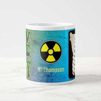 I Liebe-Röntgenstrahl-große Kaffee-Tasse Jumbo-Tassen
