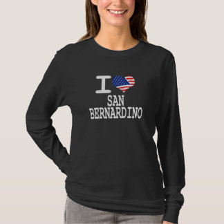 I Liebe San Bernardino T-Shirt