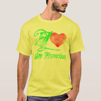 I Liebe San Francisco T-Shirt