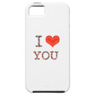 I LIEBE SIE: Elegantes Skript Liebe n Romance iPhone 5 Hüllen