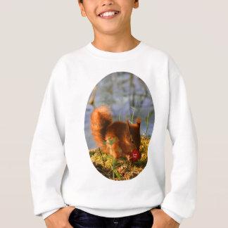 I Liebe Sie Erdbeere Sweatshirt