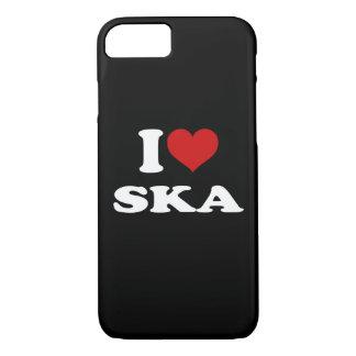 I Liebe Ska iPhone 8/7 Hülle