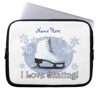 I Liebe-Skaten! Laptop Sleeve Schutzhüllen