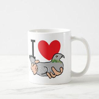 I Liebe-Tauben Tasse