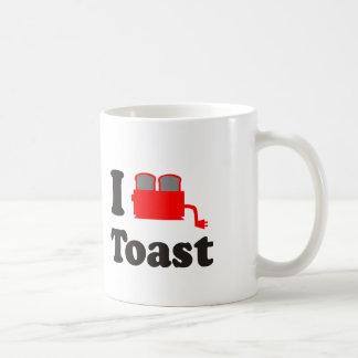 I Liebe-Toast Kaffeetasse