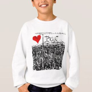I Liebe Tokyo Sweatshirt